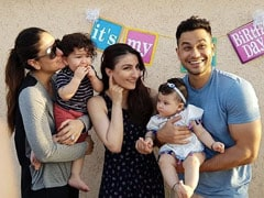 To Birthday Boy Kunal Kemmu, With Love From Kareena Kapoor And Family