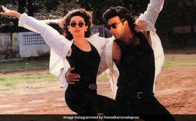 Karisma Kapoor Has Total Memory Loss About This Moment With Akshay Kumar