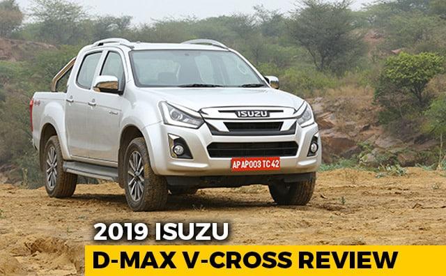 2019 Isuzu D-Max V-Cross Review