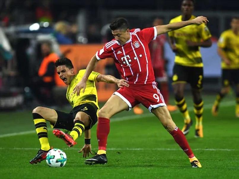 Bundesliga Live Borussia Dortmund Vs Bayern Munich Live