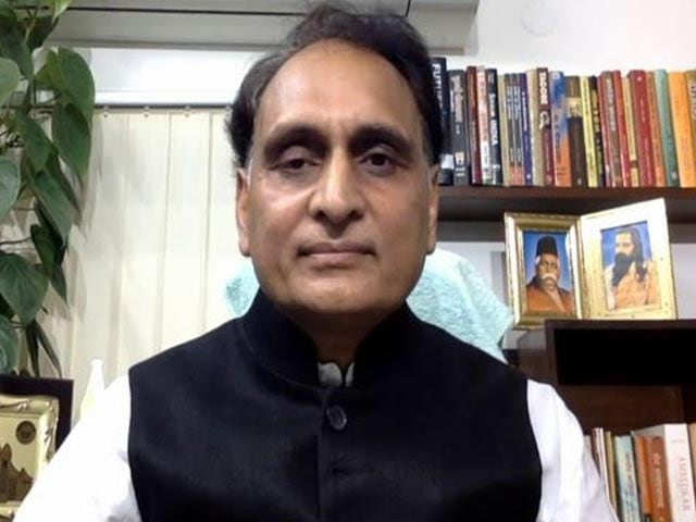 Video: MP Rakesh Sinha Speaks On BJP's Standpoint Amid PM-Chief Minister's Meeting