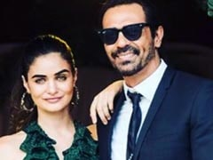 "Arjun Rampal's ""Mother's Day"" Wish For ""New Mom"" Gabriella Demetriades Is All About Love"