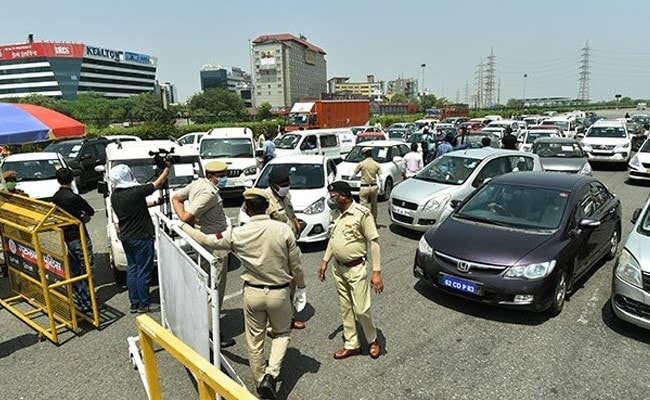 Lockdown 4.0: Inter-State Movement Of Passenger Vehicles Allowed