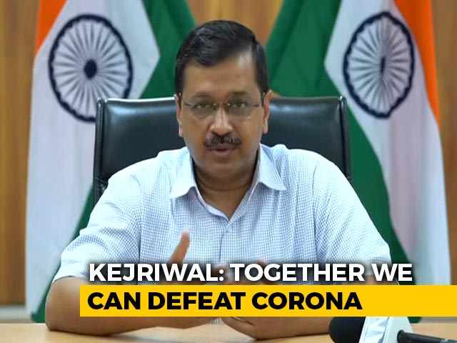 Video : Arvind Kejriwal Warns Action Against Lockdown Violators