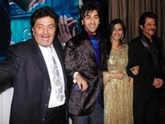 "Anil Kapoor Flips Through The ""Happiest Memories"" Of His Life With Rishi Kapoor, Ranbir And Sonam"
