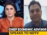 Video : Pandemic Has Impacted All Economies: Chief Economic Advisor Tells NDTV