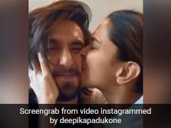 दीपिका पादुकोण को रणवीर सिंह पर कुछ इस तरह आया प्यार, Video हुआ वायरल