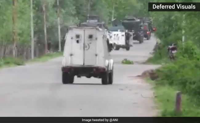 3 Killed In Attack On Paramilitary Patrol In Jammu And Kashmir,s Handwara