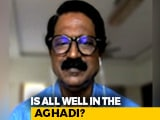 "Video : ""Maharashtra Alliance Healthy, All 3 Parties Take Decisions Collectively"": Sena MP To NDTV"