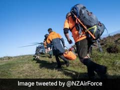 2 New Zealand Hikers Rescued After 19 Days, Drank Puddle Water To Survive