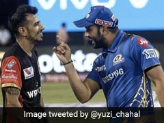 Yuzvendra Chahal, Rohit Sharma's Camaraderie On Display In This Throwback Picture