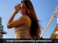 सुहाना खान ने शेयर किया अपना  Video, शाहरुख खान की बिटिया के अंदाज ने मचाया इंटरनेट पर तहलका
