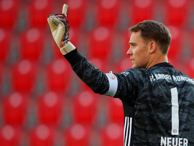 Manuel Neuer Signs New Bayern Munich Deal Until 2023
