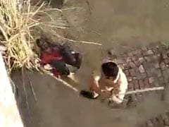 "On Camera, UP Cops Torture Man, Call It ""Use Of Minimal Force"""