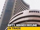 Video : Sensex, Nifty Fall Over 2% As Financial Stocks Drag Markets