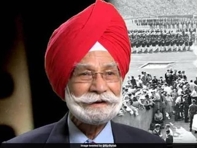 How Balbir Singh Sr Played With Fractured Finger Against Pakistan In 1956 Olympic Final