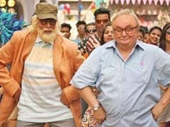 Amitabh Bachchan's Moving Tribute To Rishi Kapoor. Here's A Clip From <I>102 Not Out</I>