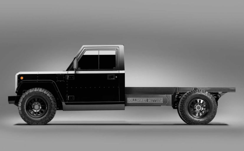 Bollinger B2 Chassis Cab Electric Truck Revealed