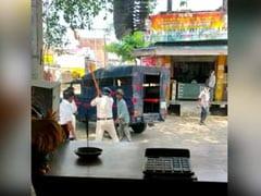 On Camera, Cops Beat Man With Batons In Madhya Pradesh; Probe Ordered