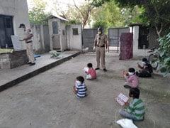 लॉकडाउन में घर नहीं लौट पाए माता-पिता, तो पुलिस ने बच्चों के लिए पुलिस स्टेशन में बना दिया स्कूल