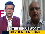 "Video : ""Will Defend Our Territorial Integrity,"" Lt General (retd) SL Narasimhan On India-China Face-Off"