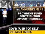 Video : Government Announces Rs 3 Lakh Crore In Collateral-Free Loans To MSMEs