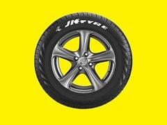 JK Tyre Launches New Range Of Smart Tyres On Amazon
