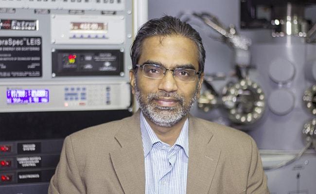 IIT Madras Professor T. Pradeep Chosen For Nikkei Asia Prize 2020