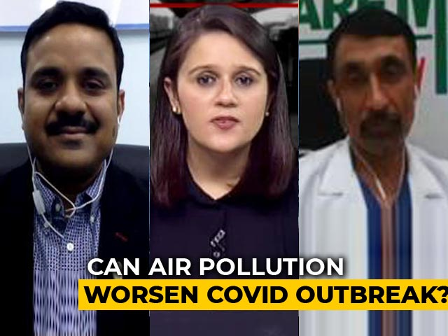 Can Air Pollution Worsen The Coronavirus Outbreak? Ask The Experts