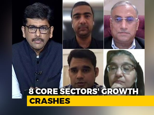 Video : GDP Down As Expected: India Inc Leaders Speak On Rebooting India