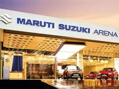 Maruti Suzuki Sold 2 Lakh Cars Through Its Online Sales Network