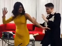 Trending: Throwback To The Time When Priyanka Chopra And Nick Jonas Danced To <i>Hauli Hauli</i>