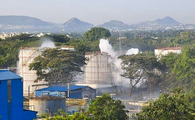 In Vizag Gas Leak, Police Official Talks Of Negligence Linked To Lockdown