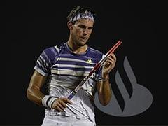 Dominic Thiem To Donate Prize Money From Novak Djokovic's Belgrade Event: Report