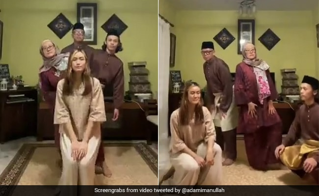 This Family's Dance Video On Eid Is Viral With Over 6 Million Views