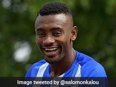 Ex-Chelsea Forward Salomon Kalou Suspended For Handshake Video