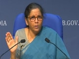 Video : Public Expenditure On Health Will Be Increased, Says Nirmala Sitharaman