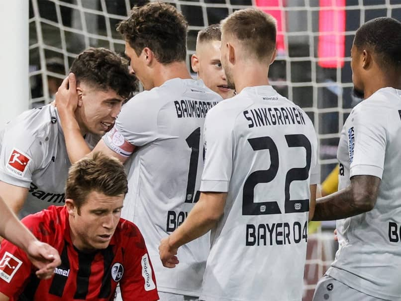 Bundesliga: Kai Havertz Fires Bayer Leverkusen Third With Freiburg Winner