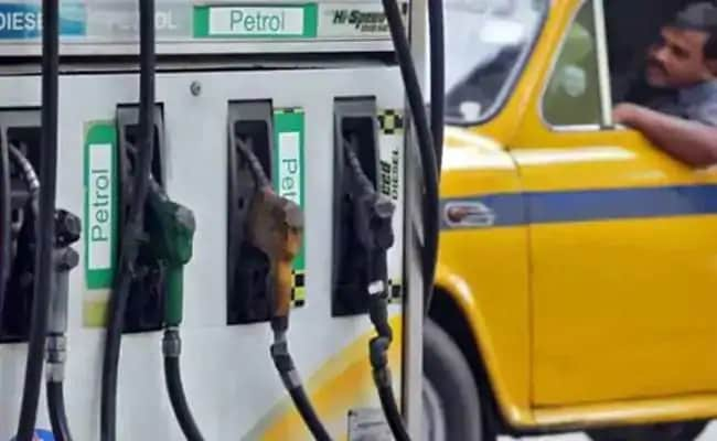 Auto fuel prices were frozen as the government raised excise duty on petrol & diesel by Rs 3 a litre