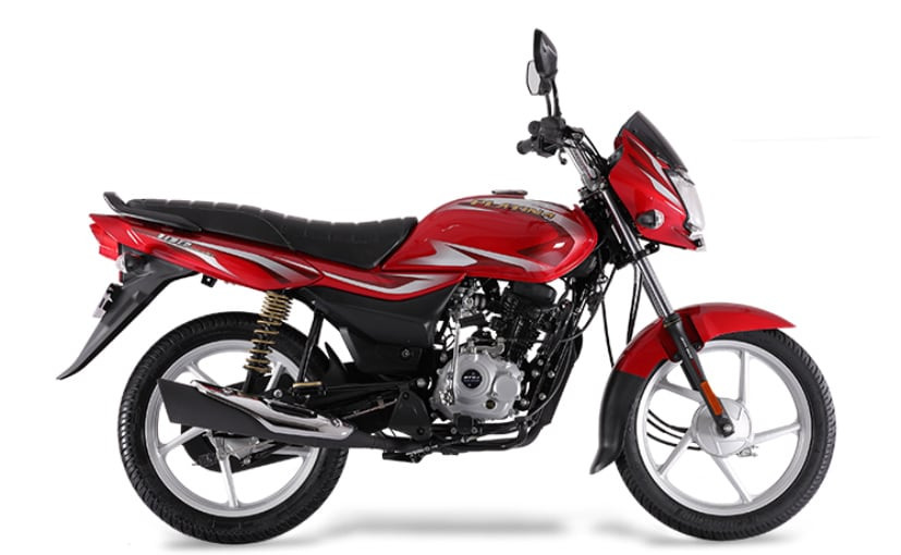 BS6 Bajaj Platina 100 Launched In India; Prices Start At Rs. 47,763