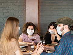 Want To Go To A Restaurant To Eat? Check These Safety Measures Issued By CDC