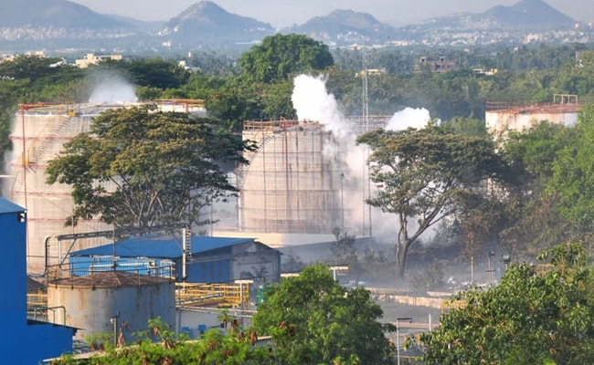 Andhra Woman, 60, Charged For Social Media Post On Vizag Gas Leak