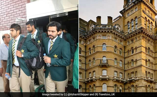 These cricketers face paranormal activity by haunted hotels