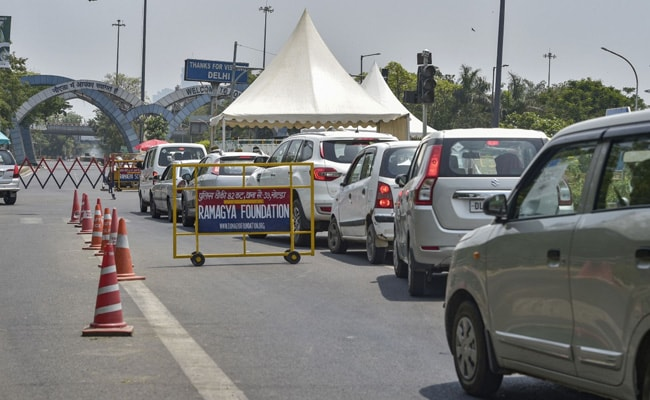 Delhi-Noida Border To Stay Closed, 42% COVID-19 Cases Tracked To Capital