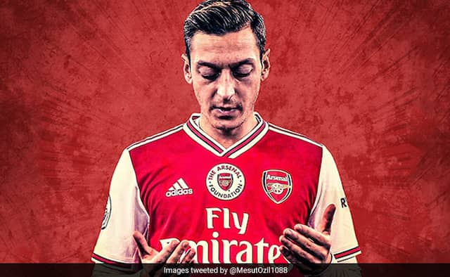Footballer Mesut Ozil has donated 75-lakh to the campaign to cater for ftar