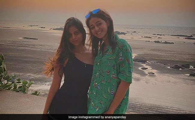 Birthday Girl Suhana Khan Is One Of The Two Things That BFF Ananya Panday 'Misses The Most'