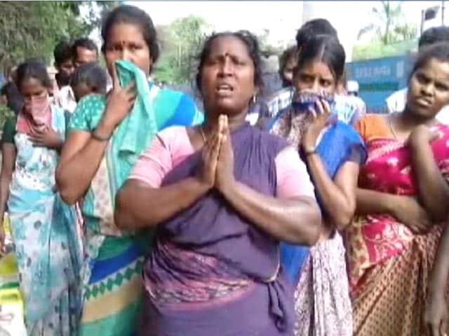 Video : SOS By 1,500 From Tamil Nadu Stranded In Mumbai