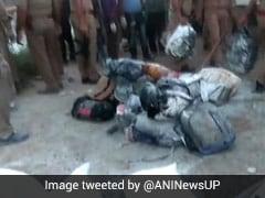 यूपी के औरैया में 2 ट्रकों की भिड़ंत में 24 मजदूरों की मौत, PM Modi ने कहा- बहुत दुखद