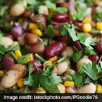 Amp Up Your Breakfast With This Mango And Moong Sprouts Salad