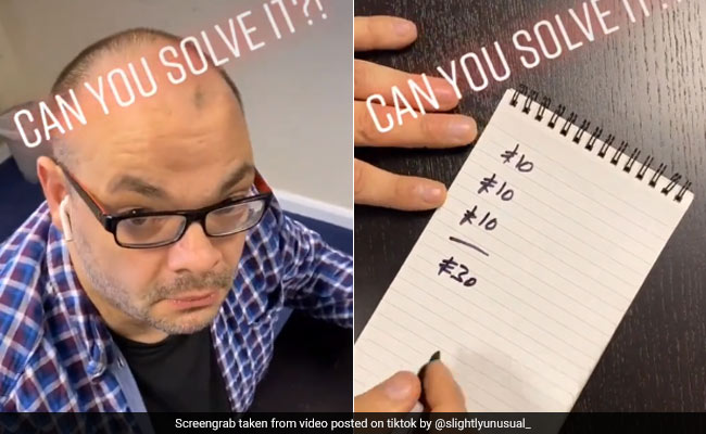 Mystery Of The Missing Pound: TikTok Puzzle Leaves Internet Baffled